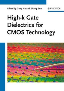 High-k Gate Dielectrics for CMOS Technology (Hardcover)-cover