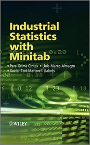 Industrial Statistics with Minitab (Hardcover)-cover