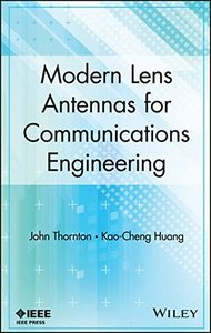 Modern Lens Antennas for Communications Engineering (Hardcover)
