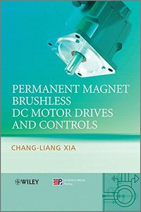 Permanent Magnet Brushless DC Motor Drives and Controls (Hardcover)-cover