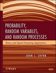 Probability, Random Variables, and Random Processes: Theory and Signal Processing Applications (Hardcover)-cover