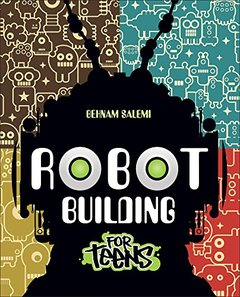 Robot Building for Teens (Paperback)-cover