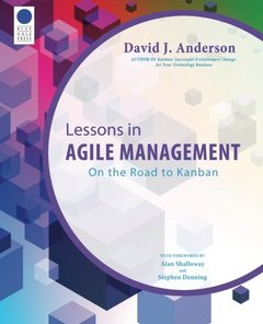 Lessons in Agile Management: On the Road to Kanban (Paperback)-cover