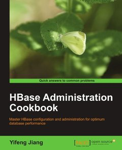 HBase Administration Cookbook-cover
