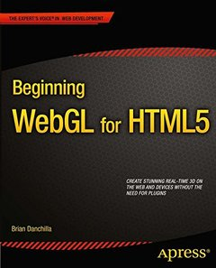 Beginning WebGL for HTML5 (Paperback)-cover