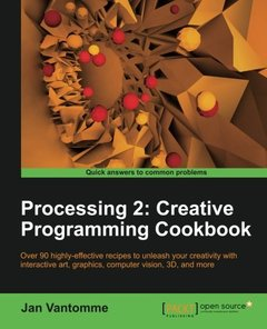 Processing 2: Creative Programming Cookbook (Paperback)-cover