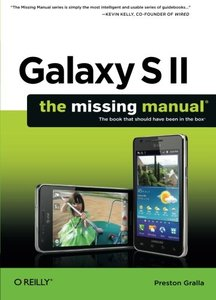 Galaxy S II: The Missing Manual (Paperback)-cover