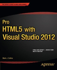 Pro HTML5 with Visual Studio 2012 (Paperback)-cover
