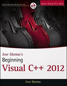 Ivor Horton's Beginning Visual C++ 2012 (Paperback)-cover
