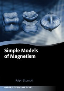 Simple Models of Magnetism (Paperback)-cover