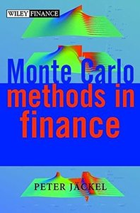 Monte Carlo Methods in Finance (Hardcover)-cover