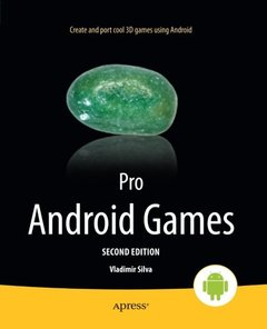 Pro Android Games, 2/e (Paperback)-cover