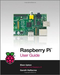 Raspberry Pi User Guide (Paperback)-cover