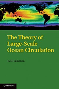The Theory of Large-Scale Ocean Circulation (Hardcover)-cover
