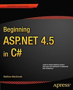 Beginning ASP.NET 4.5 in C# (Paperback)-cover