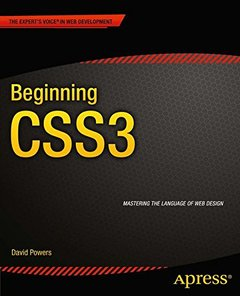 Beginning CSS3 (Paperback)-cover