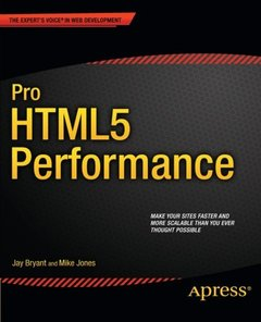 Pro HTML5 Performance (Paperback)-cover