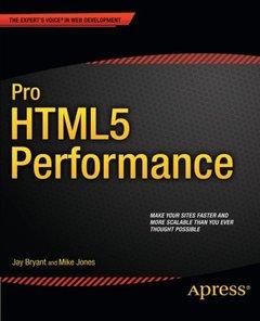 Pro HTML5 Performance (Paperback)