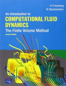 An Introduction to Computational Fluid Dynamics: The Finite Volume Method, 2/e (Paperback)-cover