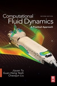 Computational Fluid Dynamics : A Practical Approach, 2/e (Paperback)-cover