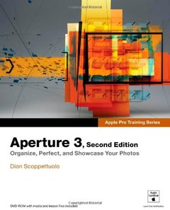 Apple Pro Training Series: Aperture 3, 2/e (Paperback)-cover