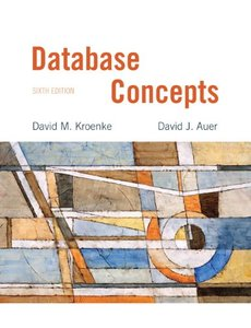 Database Concepts, 6/e (Paperback)-cover