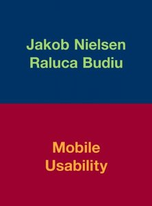 Mobile Usability (Paperback)-cover