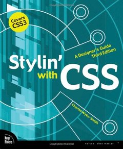 Stylin' with CSS: A Designer's Guide, 3/e (Paperback)-cover