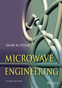 Microwave Engineering, 4/e (Hardcover)-cover