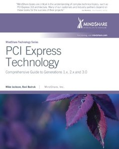 PCI Express Technology 3.0 (Paperback)-cover