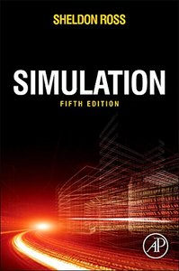 Simulation, 5/e (Hardcover)-cover