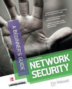 Network Security A Beginner's Guide, 3/e (Paperback)-cover