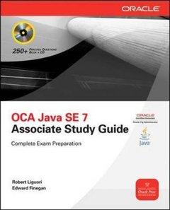 OCA Java SE 7 Programmer I Study Guide (Exam 1Z0-803), 2/e (Paperback)-cover