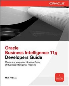 Oracle Business Intelligence 11g Developers Guide-cover