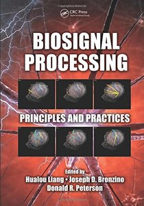 Biosignal Processing: Principles and Practices (Hardcover)-cover