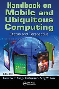 Handbook on Mobile and Ubiquitous Computing: Status and Perspective (Hardcover)-cover