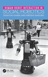Human-Robot Interaction in Social Robotics (Hardcover)-cover