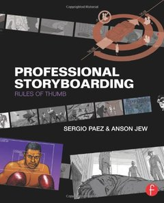 Professional Storyboarding: Rules of Thumb (Paperback)-cover