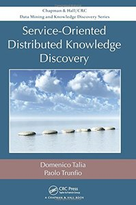 Service-Oriented Distributed Knowledge Discovery (Hardcover)-cover
