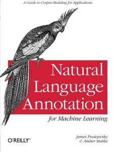 Natural Language Annotation for Machine Learning (Paperback)-cover