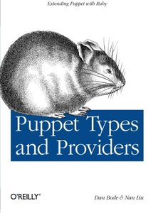 Puppet Types and Providers (Paperback)-cover