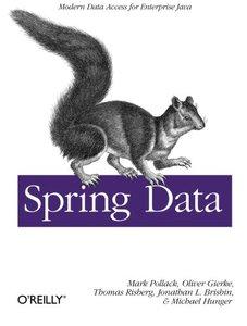 Spring Data (Paperback)-cover