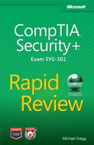 CompTIA Security+ Rapid Review (Exam SY0-301) (Paperback)-cover