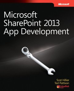 Microsoft SharePoint 2013 App Development (Paperback)-cover