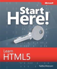Start Here! Learn HTML5 (Paperback)