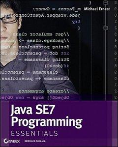 Java SE 7 Programming Essentials (Paperback)-cover