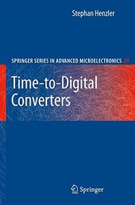 Time-to-Digital Converters (Hardcover)