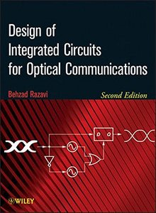 Design of Integrated Circuits for Optical Communications, 2/e (Hardcover)-cover