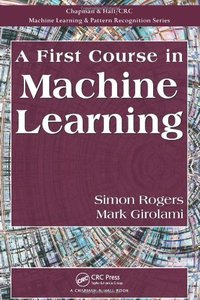 A First Course in Machine Learning (Hardcover)-cover