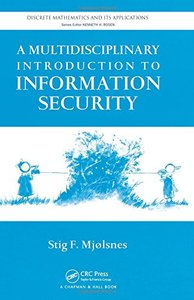 A Multidisciplinary Introduction to Information Security (Hardcover)-cover